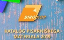 Pisarniški material, katalog 2019/2020